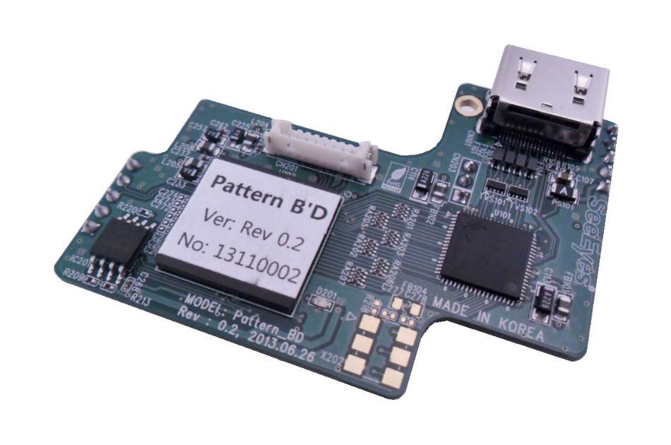 SeeEyes - SC-LFC07HD-PB | Digital Key World