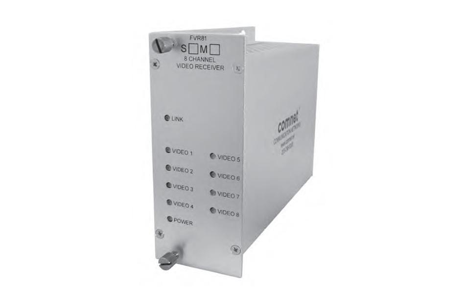 ComNet - FVR81S1 | Digital Key World