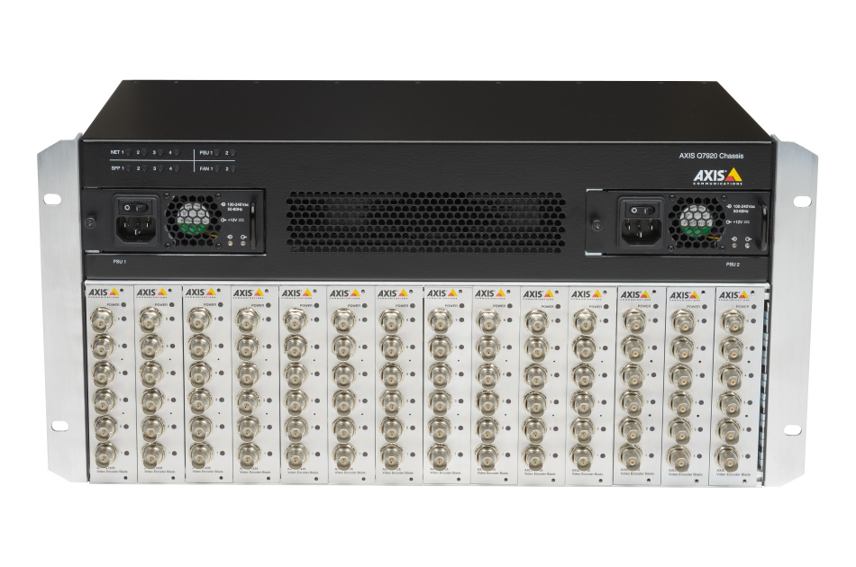 Axis - AXIS Q7920   Digital Key World