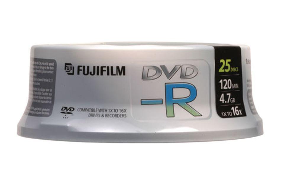 Fuji - DVD-R 4,7GB-25 | Digital Key World