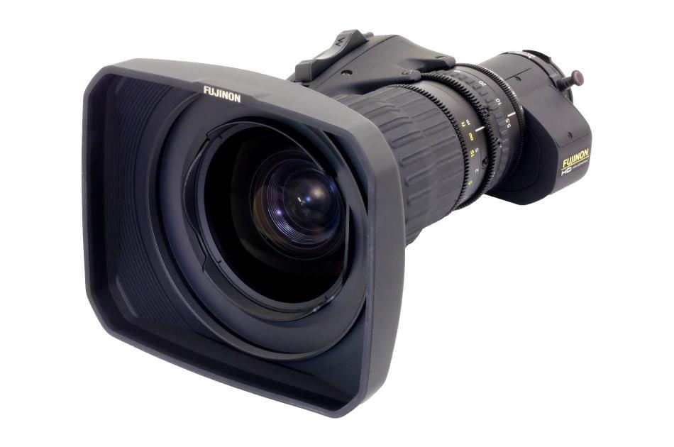 Fujinon - HA18x5,5BEZD-T5DD   Digital Key World