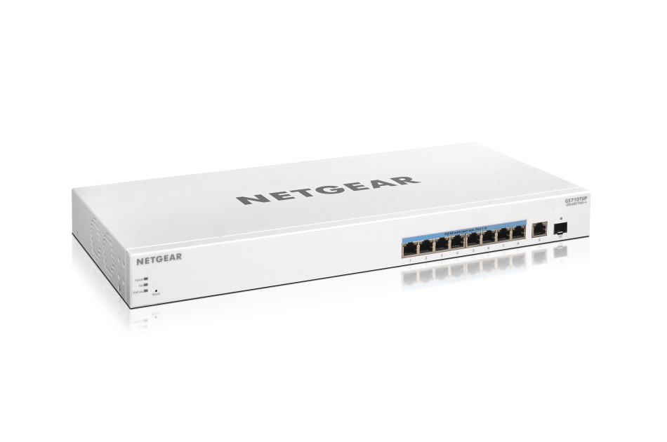 Netgear - GS710TUP-100EUS | Digital Key World