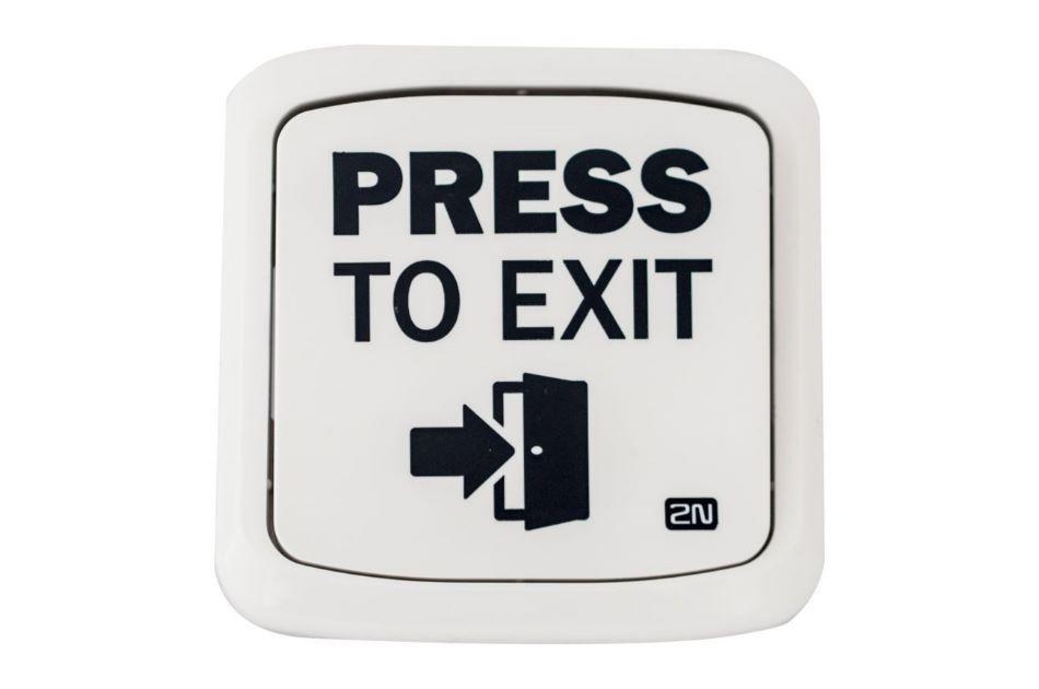 2N - 2N IP Vario/Force Exit Button   Digital Key World