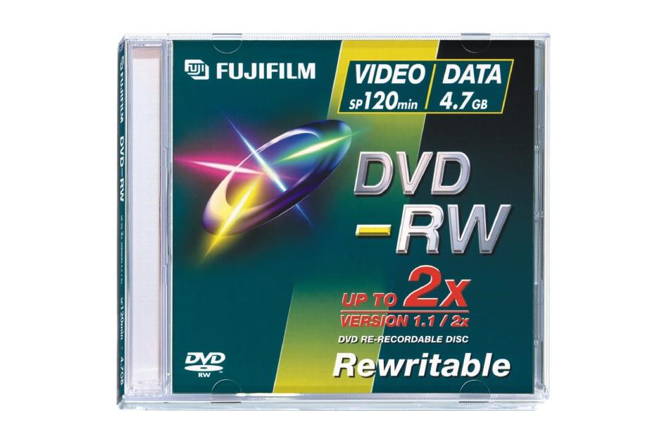 Fuji - DVD-RW 4,7GB | Digital Key World