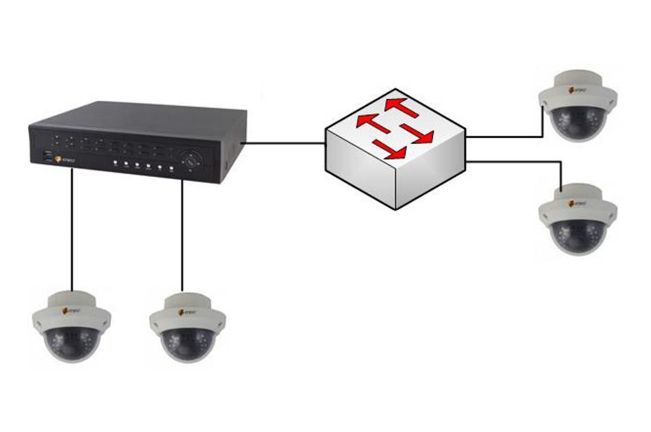 eneo - IER/PNR-KON16 | Digital Key World