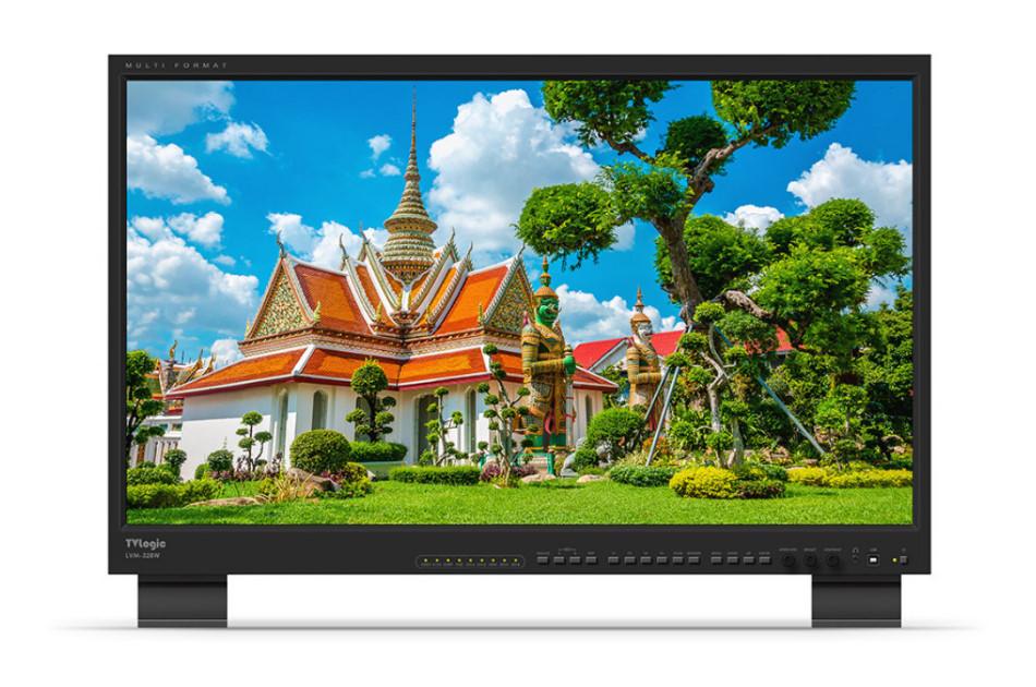TVlogic - LVM-328W | Digital Key World