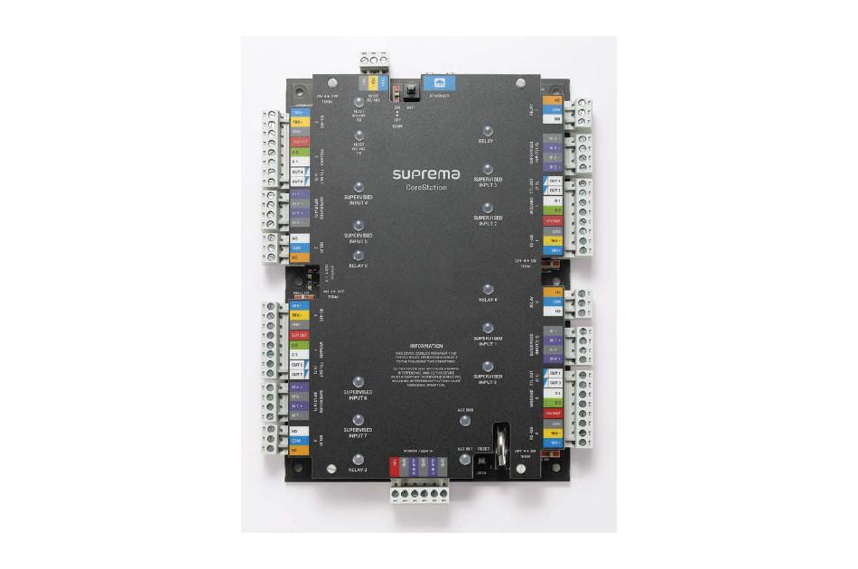 Suprema - CS-40 | Digital Key World