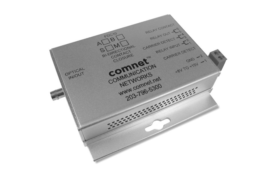 ComNet - FDC10M1B | Digital Key World