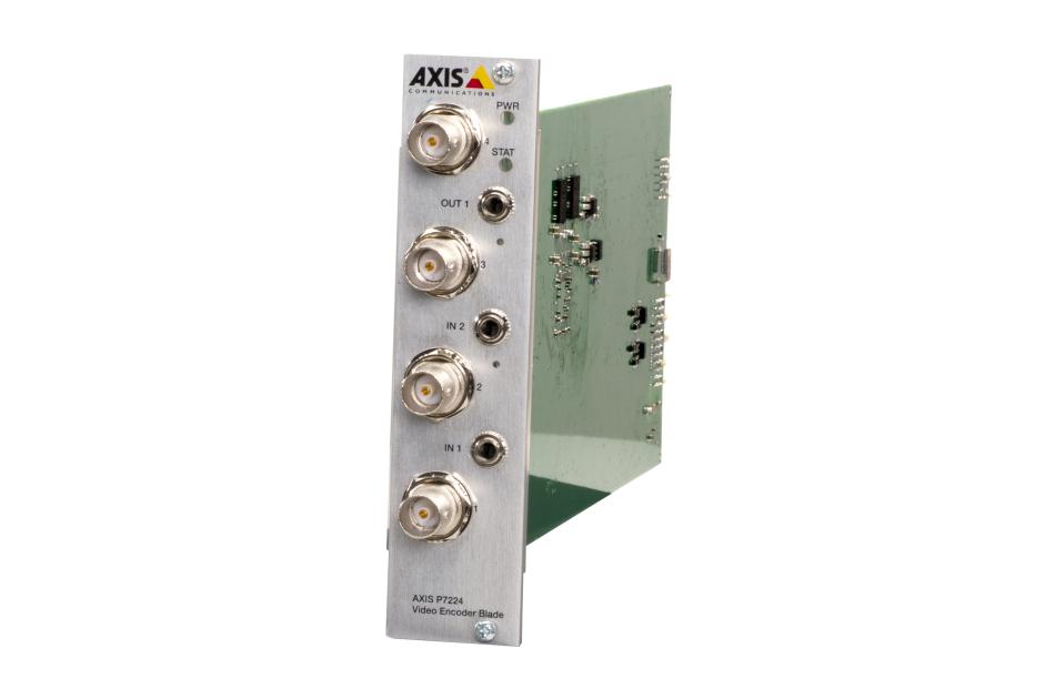 Axis - AXIS P7224   Digital Key World