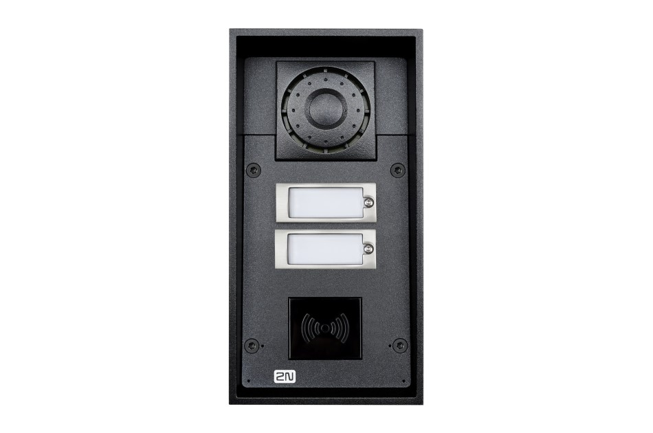2N - 2N IP Force 2Button Card | Digital Key World