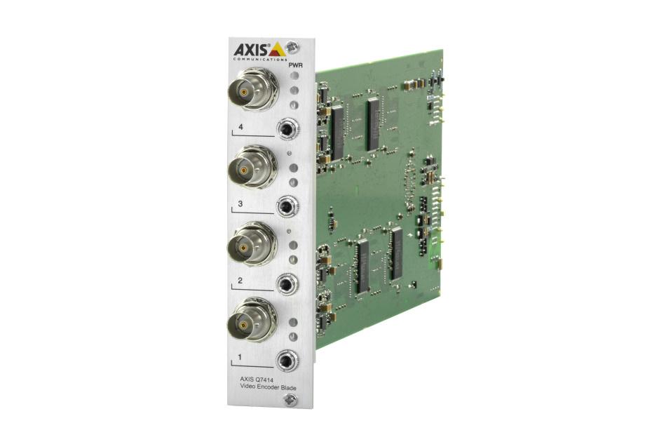 Axis - AXIS Q7414   Digital Key World