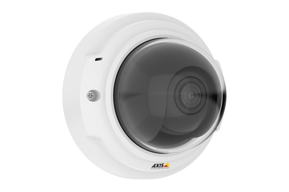 Axis - AXIS P3375-V | Digital Key World
