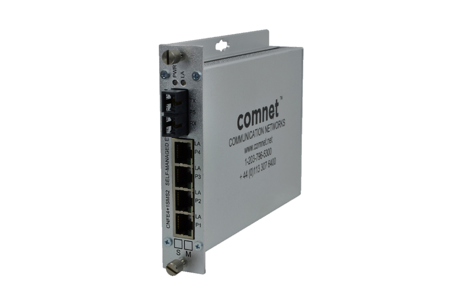 ComNet - CNFE4+1SMSM2 | Digital Key World