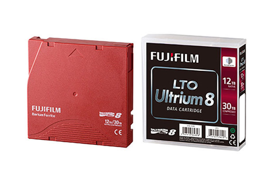 Fuji - LTO FB UL-8 WORM 12.0 TB | Digital Key World