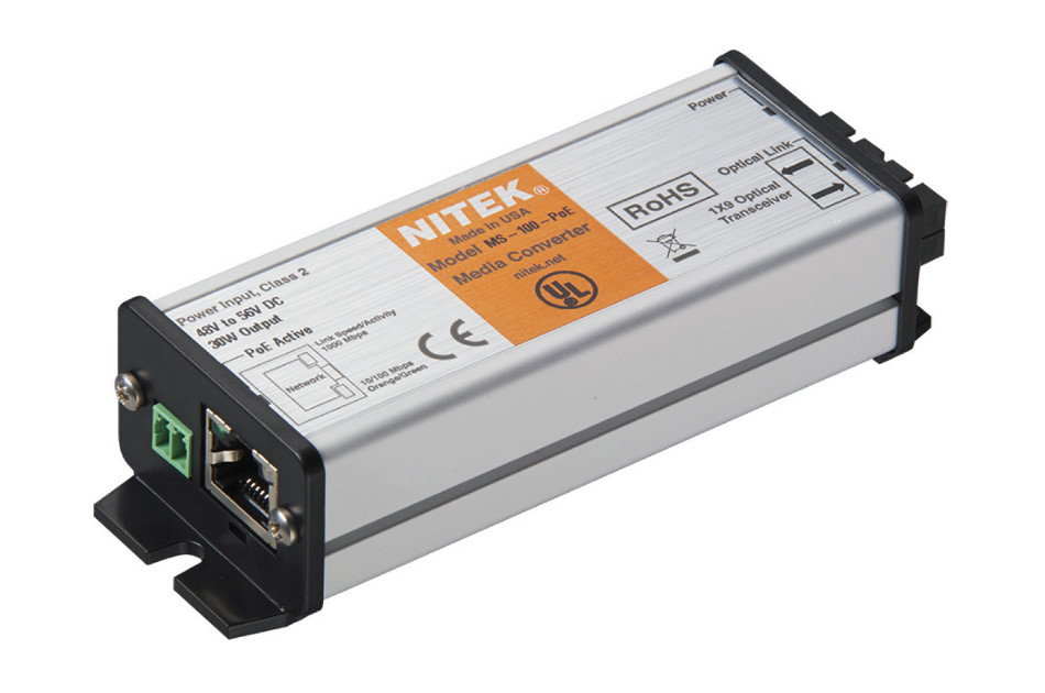 Nitek - MS-100-POE   Digital Key World