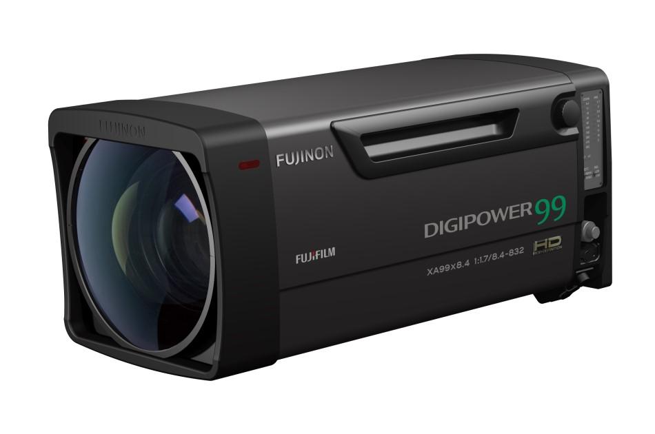 Fujinon - XA99x8,4BESM-S35   Digital Key World
