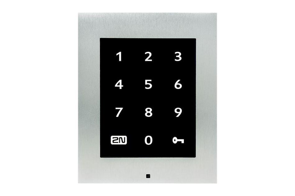 2N - 2N Access Unit 2.0 Touch Keyp | Digital Key World