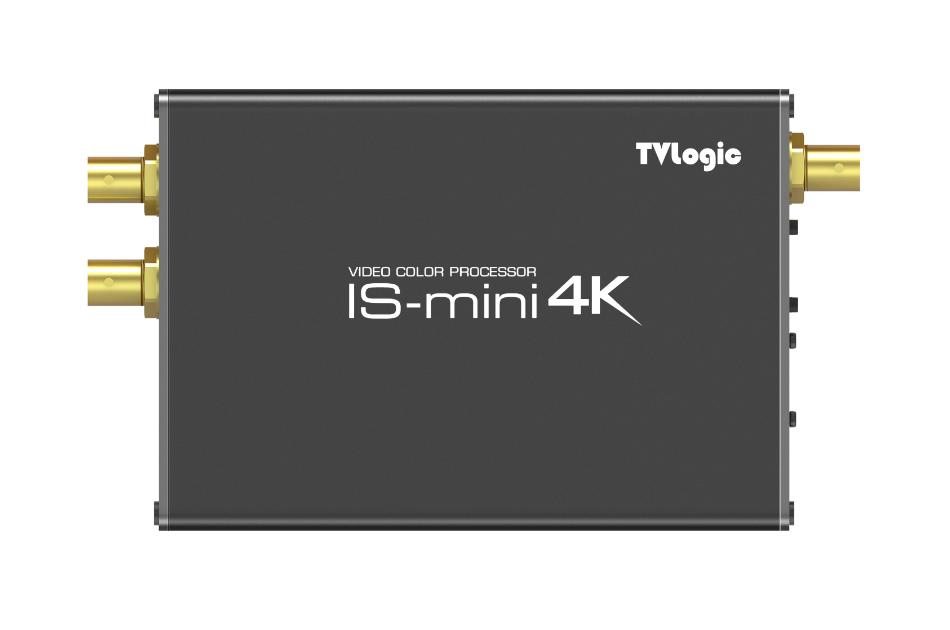 TVlogic - IS-mini 4K | Digital Key World