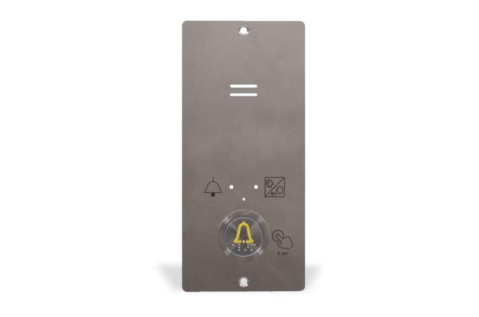 2N - 2N Lift8 Cabin Flush w/ Button | Digital Key World