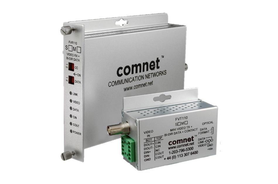 ComNet - FVT110M1   Digital Key World