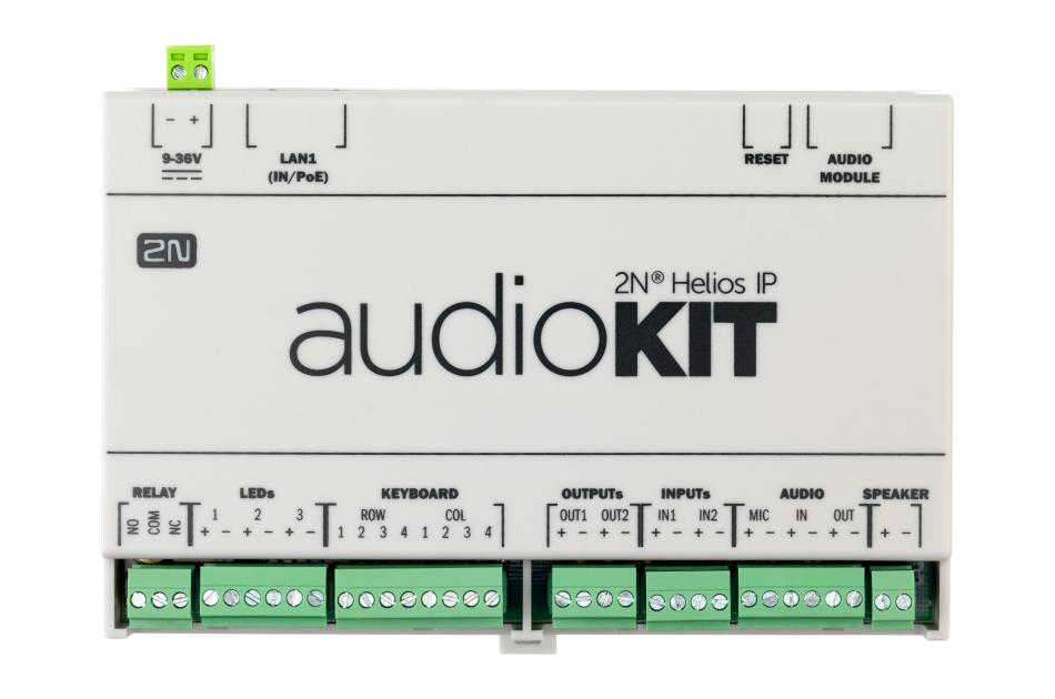 2N - EntryCom IP Audio Kit | Digital Key World