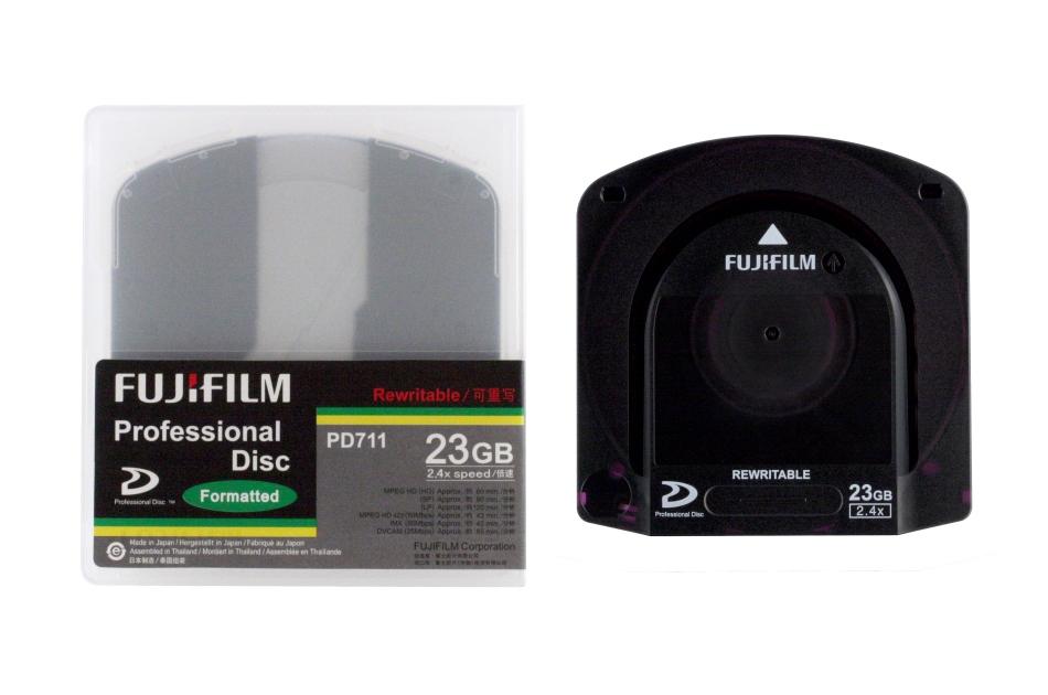 Fuji - PD711 23,3GB | Digital Key World