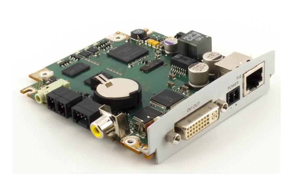 Axis - AXIS P7701 BAREBOARD | Digital Key World