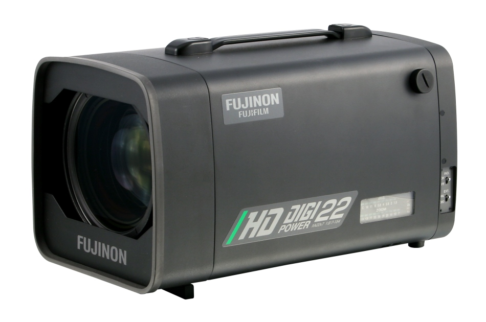 Fujinon - XA22x7BES-D8 | Digital Key World