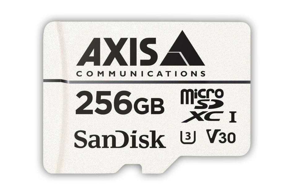 Axis - AXIS SURVEILLANCE CARD 256GB   Digital Key World