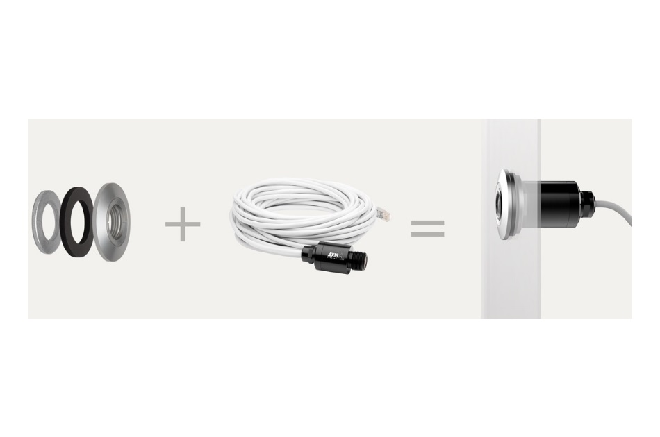 Axis - AXIS F8212 TRIM RING 10PCS | Digital Key World