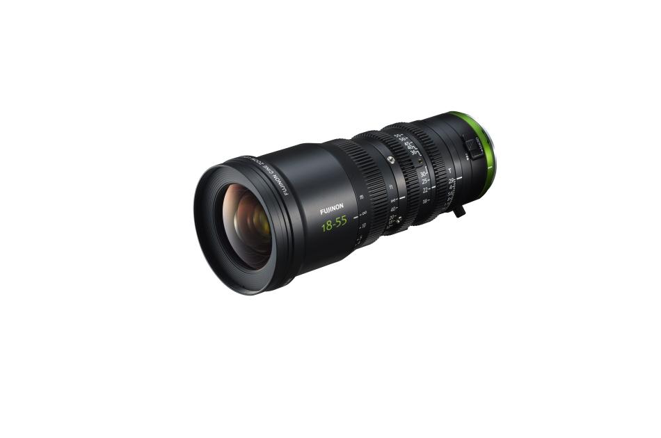 Fujinon - MK18-55 T2.9 | Digital Key World