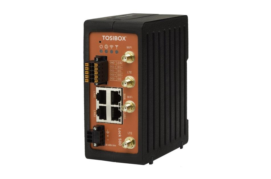 TOSIBOX - TBL5IAPS | Digital Key World