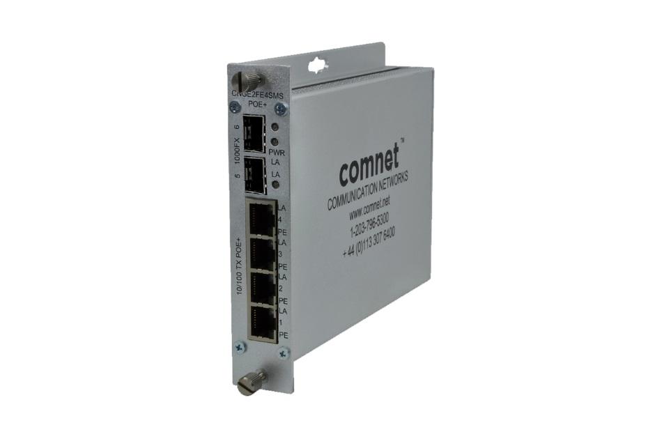 ComNet - CNGE2FE4SMS | Digital Key World