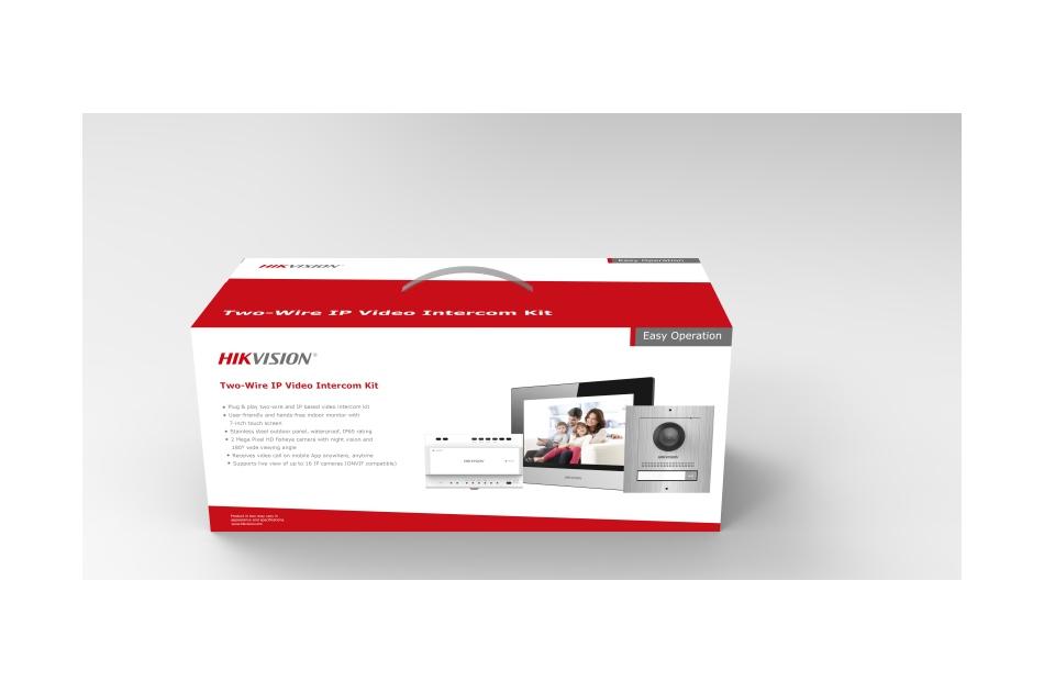 Hikvision - DS-KIS702/S(O-STD) | Digital Key World