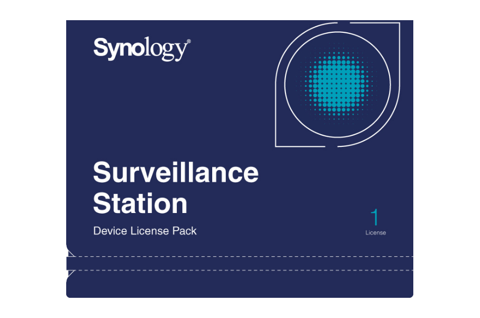 Synology - DEVICE LICENSE (X 1) | Digital Key World