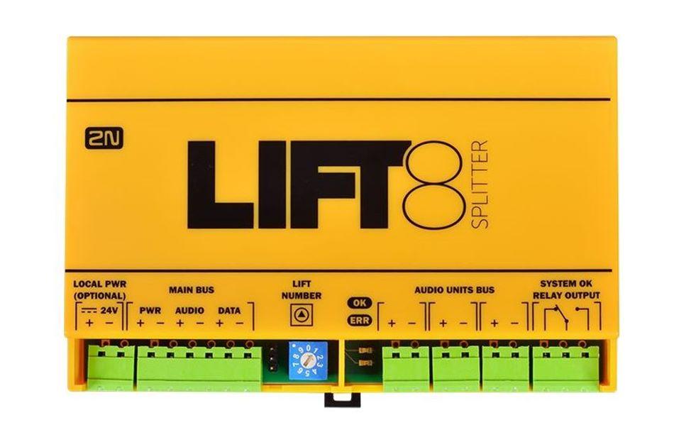 2N - 2N Lift8 Splitter   Digital Key World