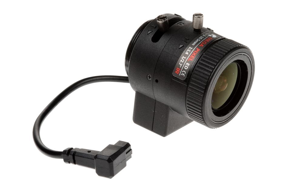 Axis - LENS CS 3-10.5 MM DC-IRIS 2 MP | Digital Key World