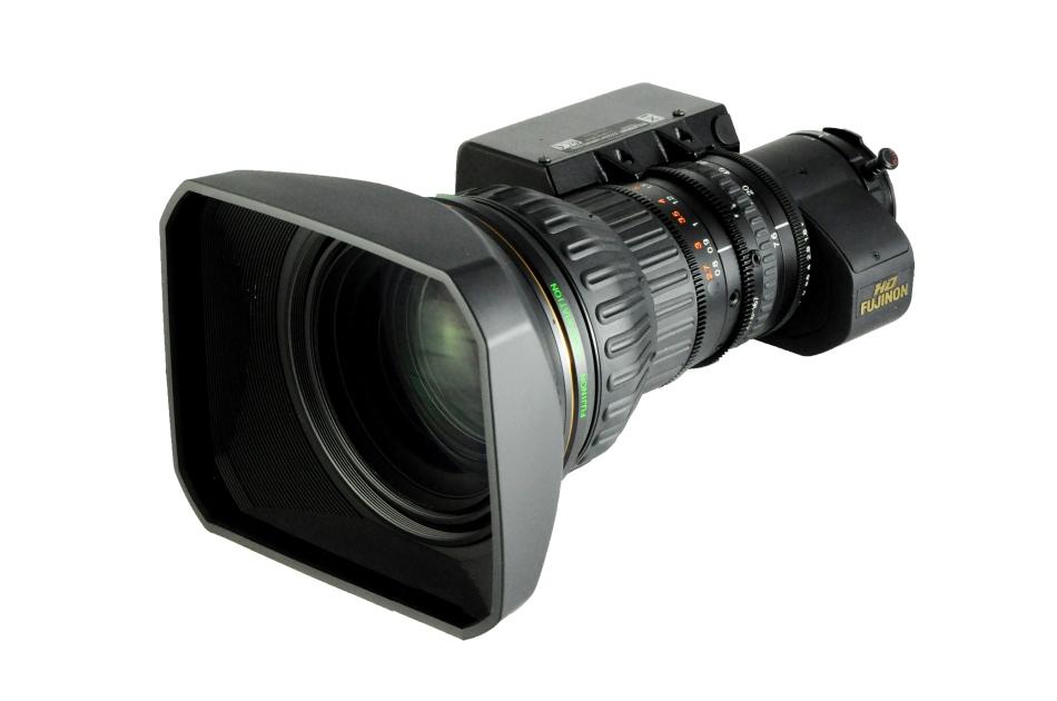 Fujinon - ZA22X7,6BEMDDSD   Digital Key World