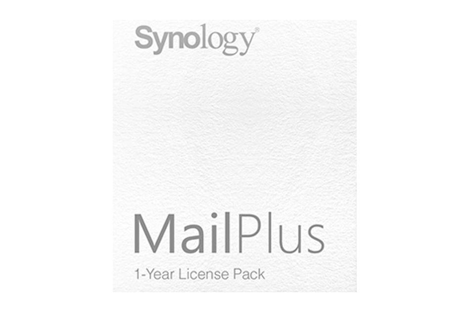 Synology - MailPlus 20 Licenses   Digital Key World