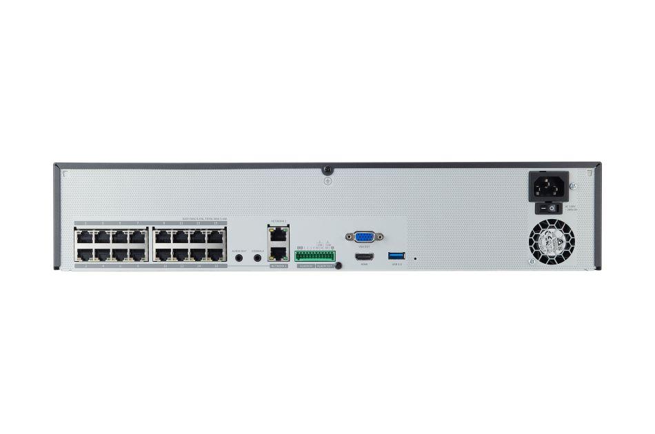 Hanwha Techwin - XRN-1620SB1-6TB | Digital Key World
